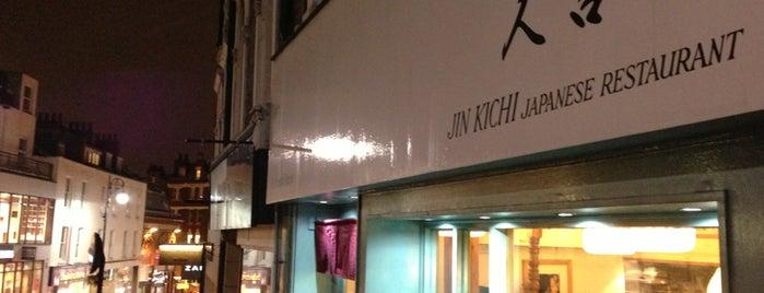 Jin Kichi is one of London.