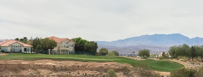 Rio Secco Golf Club is one of Total Rewards Entertainment.