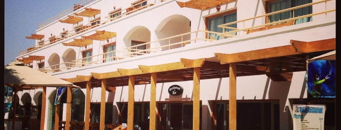 Oonas Dive Club is one of Be Charmed @ Sharm El Sheikh.