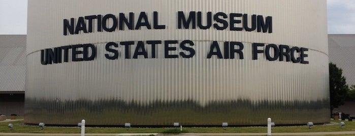 National Museum of the US Air Force is one of Welker Studio's Culture Class.