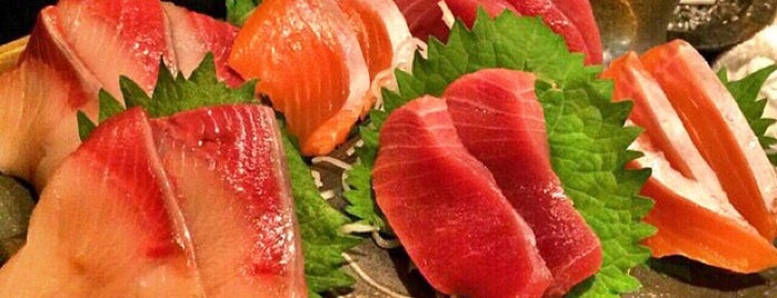 Hama Sushi is one of The 15 Best Places for a Seafood in Los Angeles.