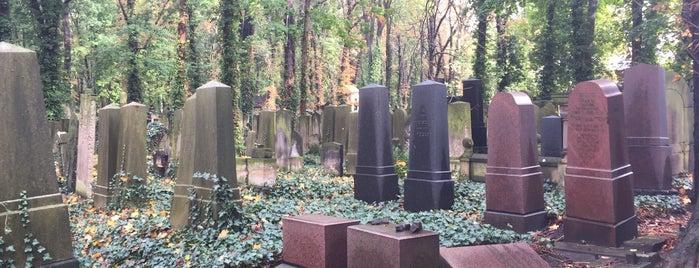 Jüdischer Friedhof Schönhauser Allee is one of Berlin.