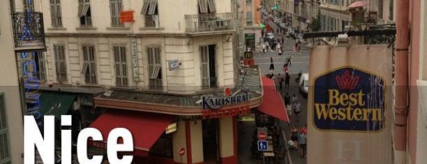 Best Western Hotel de Madrid is one of Hotel.