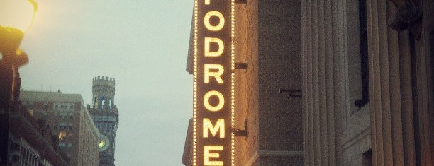 The Hippodrome Theatre at the France-Merrick Performing Arts Center is one of Bmore Theatres.