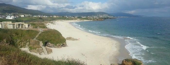 Praia de Llas is one of Porto-Bilbao.