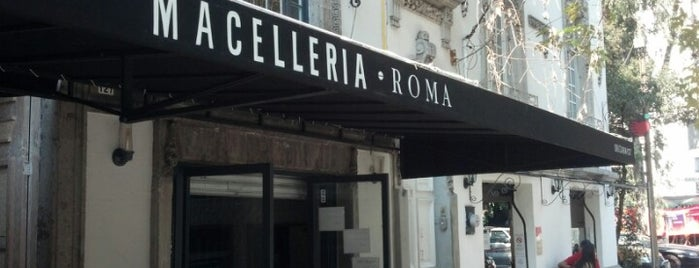 Macelleria Roma is one of Para no olvidar.