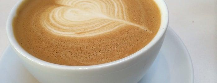Saint Frank is one of SF Coffee.