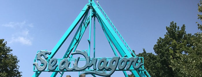 Sea Dragon is one of Favorite Arts & Entertainment.