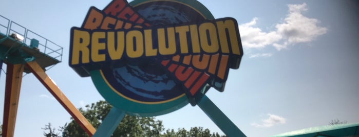 Revolution is one of Favorite Arts & Entertainment.