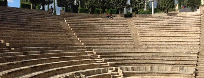 Teatre Grec is one of In&Out Barcelona venues.