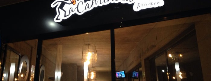 La Caminera is one of Top picks for Bars.
