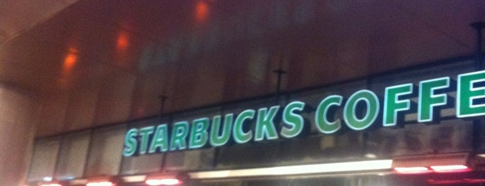 Starbucks is one of Liste.