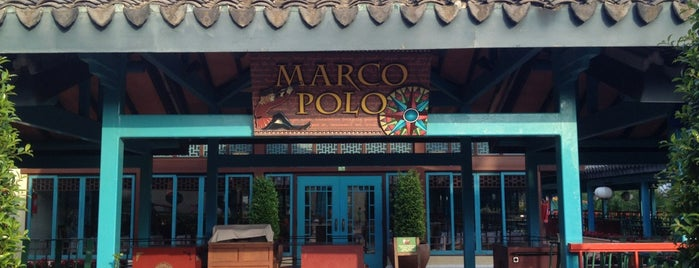 Buffet Marco Polo is one of Spain.