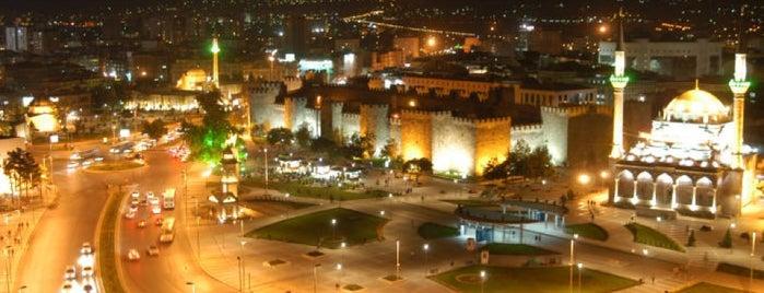 Cumhuriyet Meydanı is one of Kayseri.