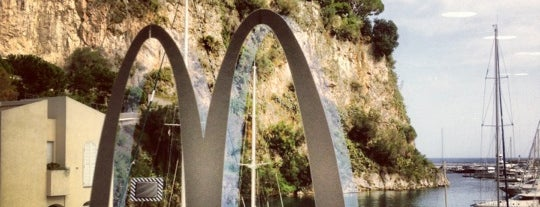 McDonald's is one of Monaco.