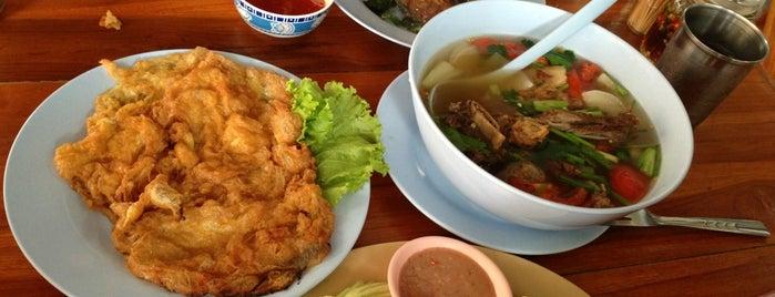 ร้านมุสลิมกรุงเทพ is one of ร้านอาหารมุสลิม.