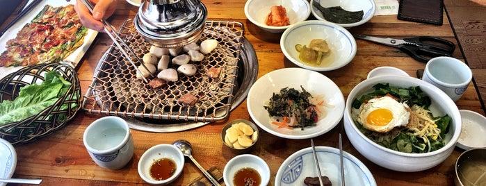 Gogung is one of Seoul.