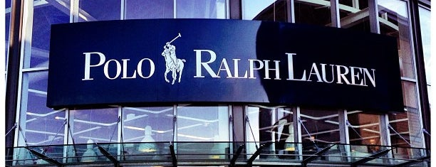 Ralph Lauren Outlet Store is one of All-time favorites in Germany.