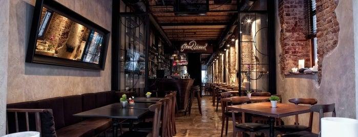 GoodMood-Pera is one of Bar.