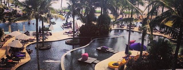W Retreat & Spa is one of Best Hotels in Bali.