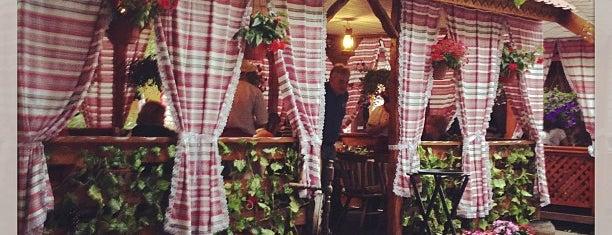 Корчма Тарас Бульба is one of Рестораны.