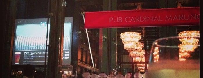P.C.M. Pub Cardinal Marunouchi is one of Top picks for Restaurants.