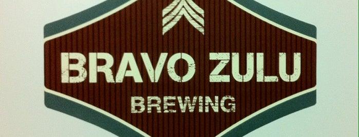 Bravo Zulu Brewing is one of Michigan Breweries.