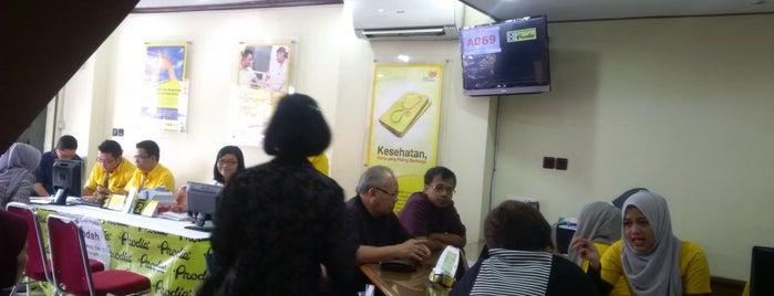Prodia Karang Tengah is one of dekaaaaaat.
