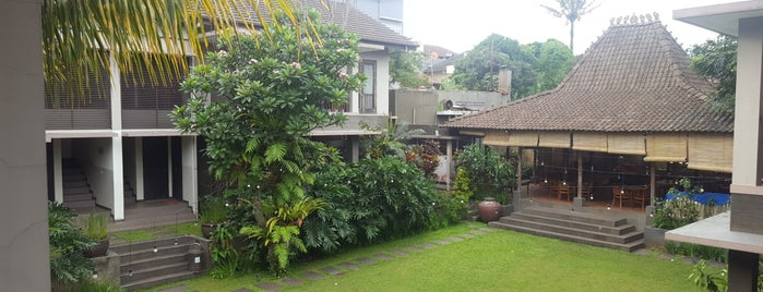 Summer Hill Private Villa is one of Rest & Relax @Bandung.