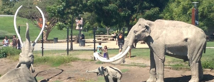 La Brea Tar Pits & Museum is one of 87 Free Things To Do in LA.