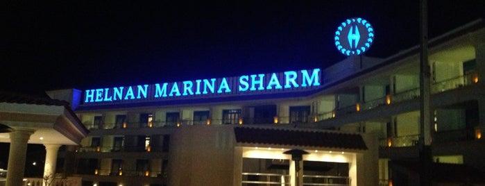 Helnan Marina Sharm Hotel is one of Sharm Alshake.
