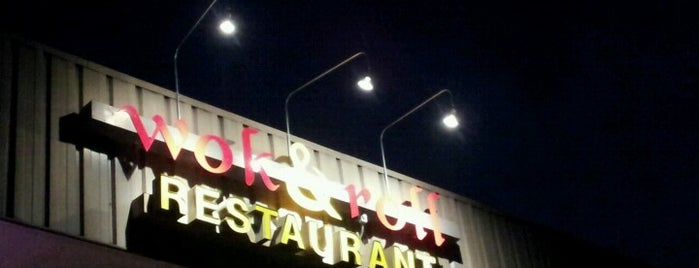 Wok & Roll is one of 20 favorite restaurants.