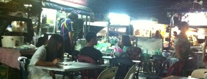 Chang Phuek Market is one of Favorite Food.