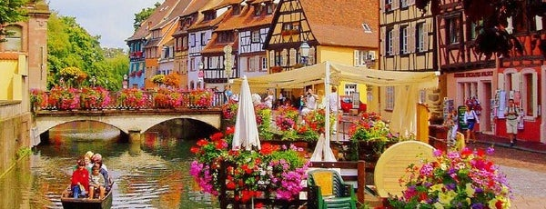 Colmar is one of Dream Destinations.