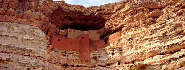 Montezuma Castle National Monument is one of National Parks.