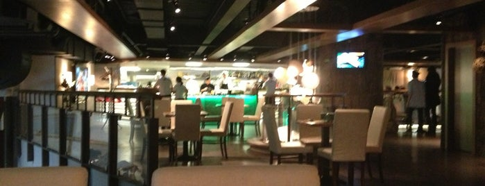Zю is one of Cafes & Restaurants ($).