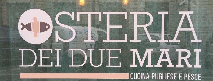 Osteria Due Mari is one of Modna.