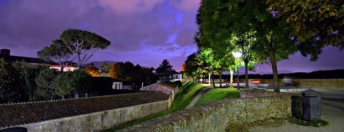 Le Mura di Lucca is one of Tuscany.