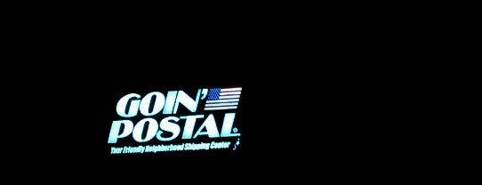 Goin' Postal is one of iThinkLocal - Rewards.