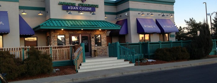 Genji Japanese Steak House is one of Favorite Restaurants.