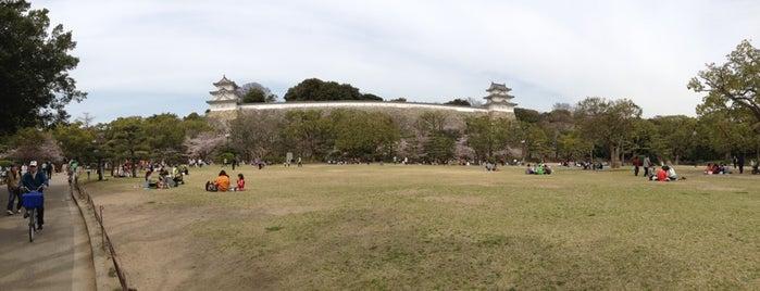 Akashi Park is one of 日本の都市公園100選.