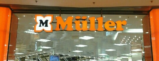 Müller is one of KÖKI Terminál.