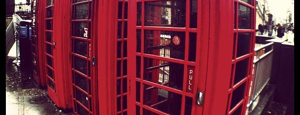 Londra is one of World.