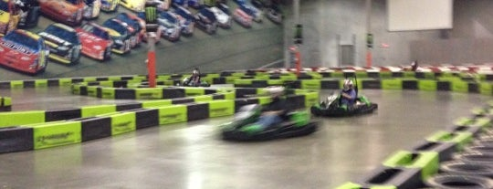 K1 Speed is one of Places I've been.