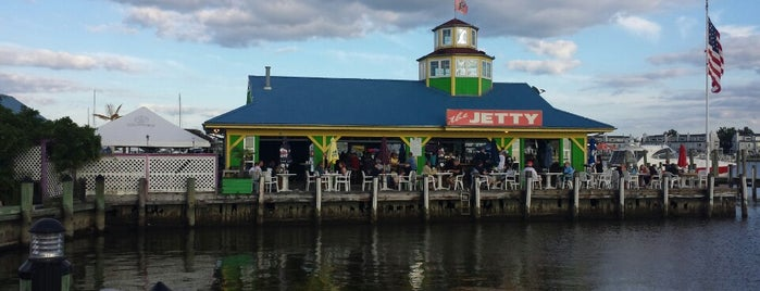 The Jetty Restaurant & Dock Bar is one of Favorite Nightlife Spots.
