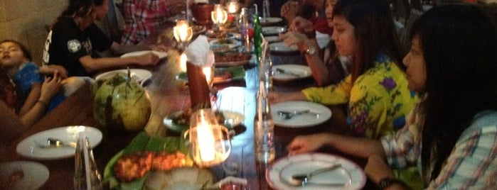 """Ubung Cafe is one of Bali """"Jaan"""" Culinary."""