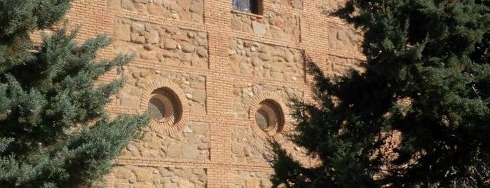 Basílica de Nuestra Señora del Romero is one of Lugares interesantes en Tudela y Ribera.