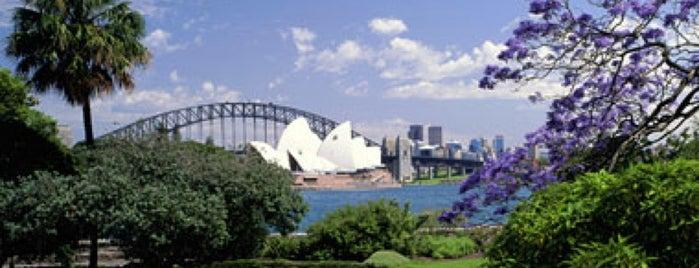 Royal Botanic Garden is one of Sydney.