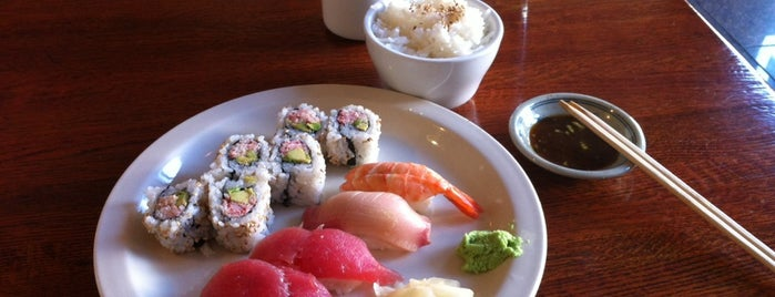 We Be Sushi is one of San Francisco.