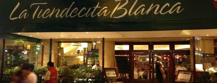 """La Tiendecita Blanca is one of Restaurantes """"Info Lllama""""."""